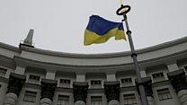 ТВ-новости: последствия масштабной кибератаки на Украину