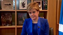 Sturgeon: Indyref2 still 'likely' by 2021