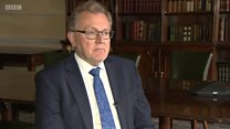 Mundell: Tory-DUP deal 'transparent'