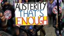 Austerity: 'No difference' only taxing rich