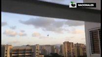 Tòa án Tối cao Venezuela bị tấn công lựu đạn từ trực thăng