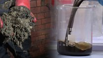 Fatberg hunters: Turning fat from the sewer into fuel