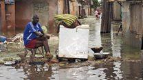 Six morts après l'effondrement d'une maison suite à une forte pluie
