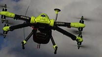 Could a defibrillator drone save lives?