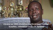 Mwandishi aliyehamasishwa na Idhaa ya Kiswahili ya BBC