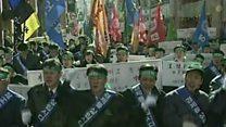 အာရှ ငွေကြေး အကျပ်အတည်းနဲ့ ကြုံခဲ့တဲ့ တောင်ကိုရီးယား