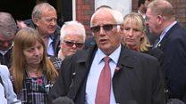 Families react to Hillsborough decision