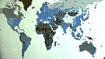 گسترش حمله سایبری که شرق و غرب جهان را آلوده کرده