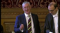 In full: Private members' bills draw