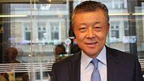 Chinese Ambassador defends democracy in Hong Kong