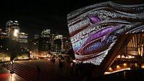 Opera House shines light on aboriginal art
