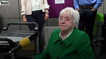 Radio fan's 101st birthday surprise