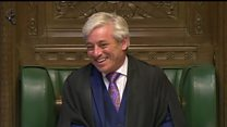 Bercow: MPs don't need to wear ties