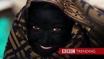 Outrage at Malaysian blackface ad