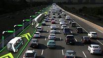 هايبر لين: مسارات مخصصة للسيارات الذاتية القيادة