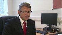 Health board makes 'good progress'