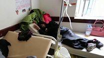 ہیضے کا شدید بحران