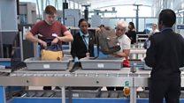 Как США повышают безопасность в аэропортах