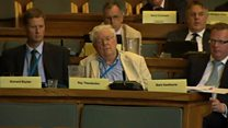 Sleepy councillors defend nodding off