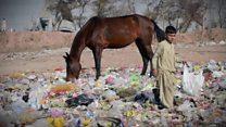 پاکستان میں ہر سال ٹنوں کچرا پھینکا جاتا ہے