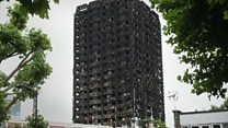 Grenfell Tower: Panels not tested 'properly'
