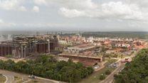 Mineradora de governo da Noruega deve R$ 17 milhões em multa por lama tóxica na Amazônia