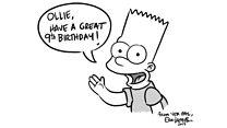 Celebrities mark bullied boy's birthday