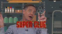 Million dollar idea: Super Glue