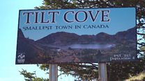 Welcome to Tilt Cove, population: 4