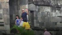 Cựu Tổng thống Mỹ, ông Barack Obama, cùng gia đình đang đi nghỉ 10 ngày ở Indonesia