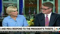 TV hosts allege White House tabloid threat