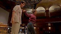 Ballet tackles Trump's travel ban