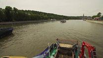 На Москве-реке тонны мусора, куда они деваются?