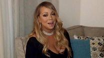 Mariah Carey 'sends love' to Martyn Hett