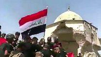 مراحل عملية استعادة الموصل