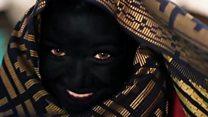 الوجه الأسود...الإعلان الذي آثار ضجة في ماليزيا