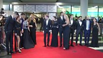 The most expensive red carpet of the year?