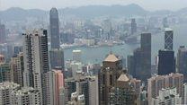 چین ته د هانک کانګ له سپارلو ۲۰ کاله وشول