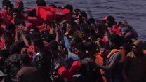 بررسی راههای کمک به ایتالیا در مواجهه با موج پناهجویان