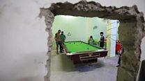 گزارش اختصاصی بی بی سی فارسی از دو روی مرگ و زندگی در غرب موصل
