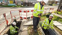 '£400m fund for ultra-fast broadband'