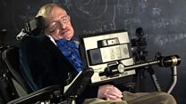 Stephen Hawking at 75