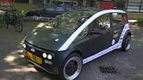 Driving a biodegradable car