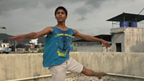 India's 'Billy Elliot' takes off