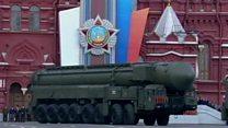 'کشورهای دارنده سلاحهای هستهای فعلا قصد ندارند از این سلاحها دست بکشند'