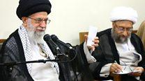 لحن متعادلتر آیتالله خامنهای در برابر قوای نظام؟