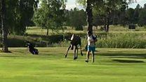 इस ग्राउंड में आप कभी गोल्फ़ नहीं खेलना चाहेंगे