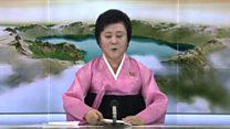 Телебачення КНДР розповіло про випробування ракети