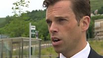'Making sure we deliver now' to Ebbw Vale