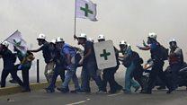 """""""Зеленый Крест"""" Венесуэлы ведет бой за жизнь"""